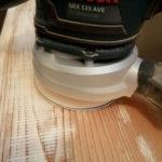 ペンキを効率よく剥がす電動工具