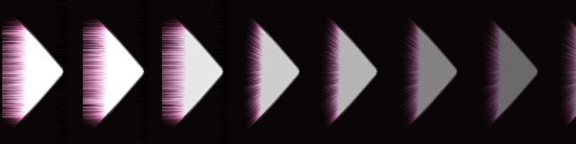 風のイメージ(3枚羽根)
