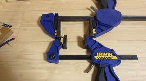 IRWIN バークランプ ギャラリー