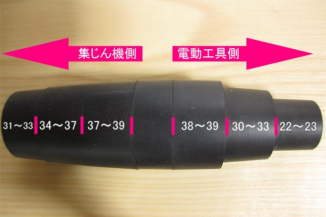 SK11 集塵アダプター SAD-HS1 SK11(