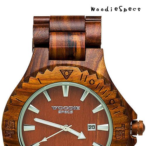 腕時計 木製