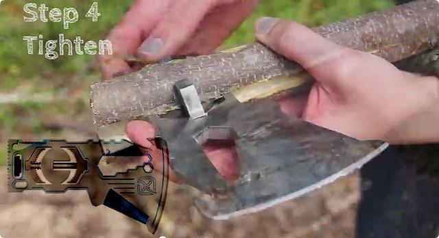 KLAX 斧