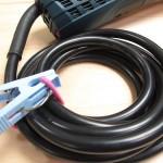自作コードホルダー 電動工具