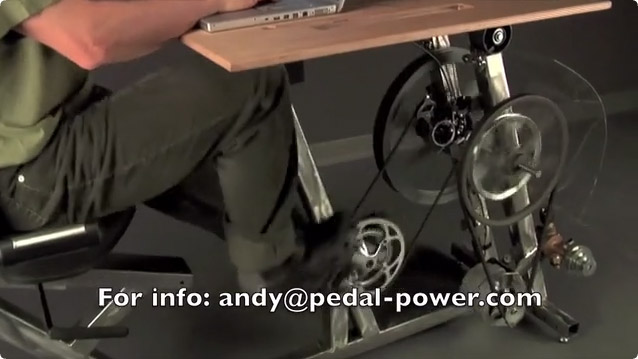 The Pedal Genny