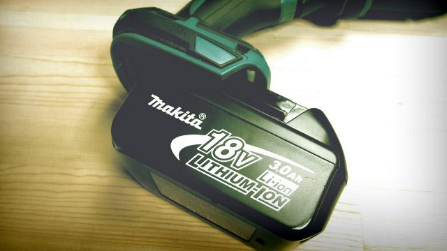 電動工具メーカー(マキタ、日立)のバッテリーの選び方