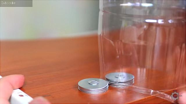 簡単に作れるペットボトルカッター(自作)