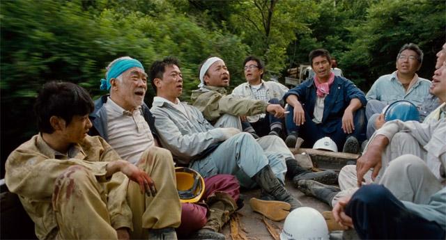 映画「WOOD JOB」レビュー