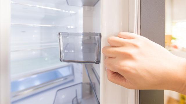 冷蔵庫 シリカゲル