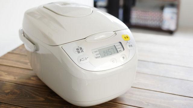 炊飯器 シリカゲル