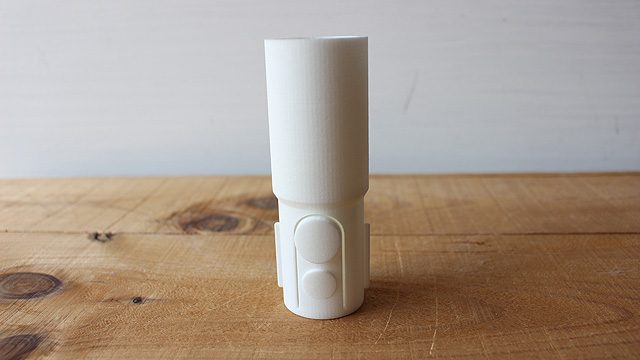 DMM.make(3Dプリント)ナイロンのナチュラル