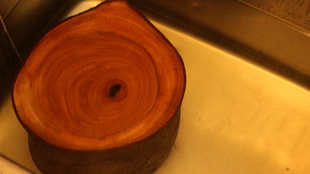 欅の臭いをとる方法1