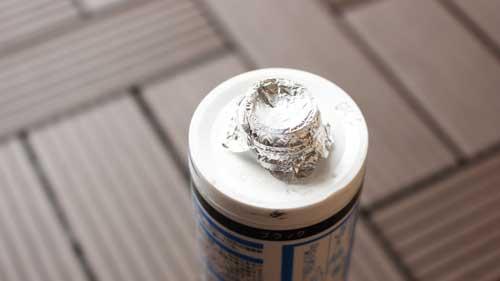 シリコンシーラント(コーキング)の固まらない保管方法