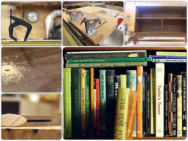 透明人間が作る本棚