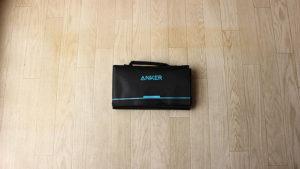 Anker PowerPort Solar 60 サイズ