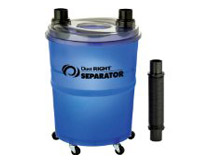 Dust Right Separator