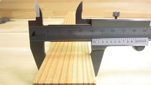 ノギス外径測定方法