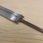 シンワ シルバーM型ノギス 150mm 19899