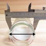 ノギス外径測定