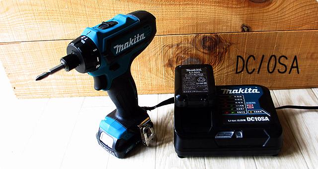 マキタ|DC10SA-充電器
