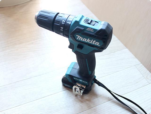 マキタ-HP332D-(振動ドリルドライバー)