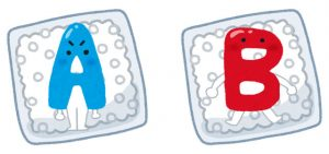 シリカゲルの種類(A型,B型)