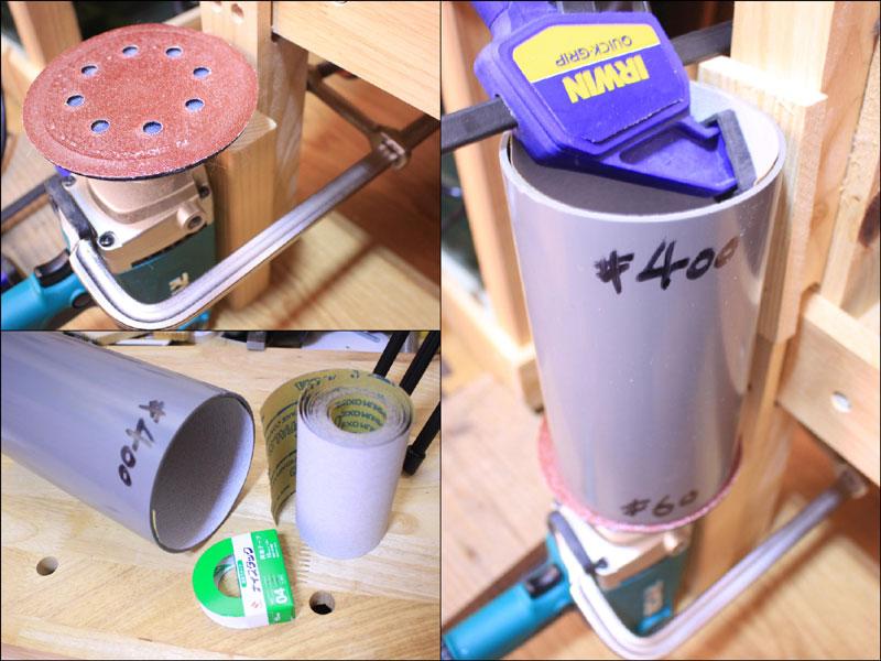 ビーズ・木球・レジン球体を研磨できる研磨機