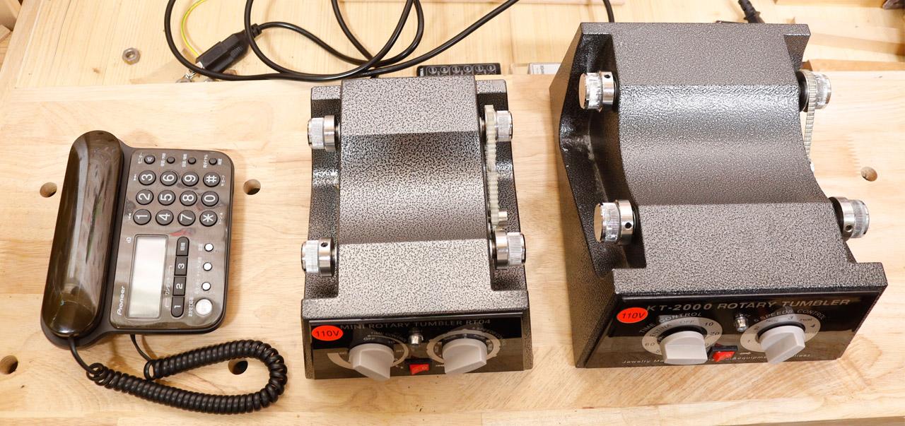 KT6808とKT2000の本体サイズ