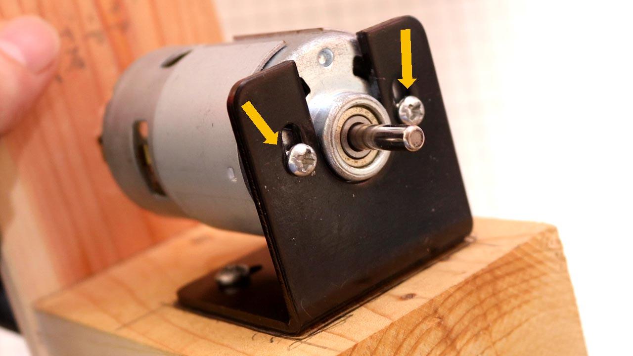 775DCモーター